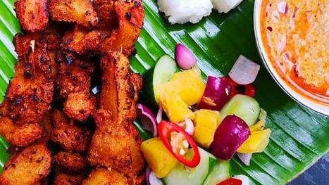 Vegan Satay