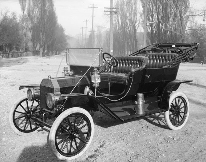Ford T