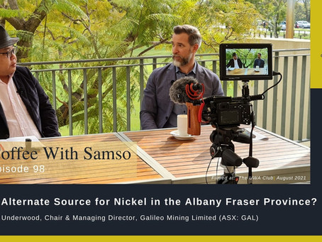 An Alternate Source for Nickel in the Albany Fraser Province for Galileo Mining?