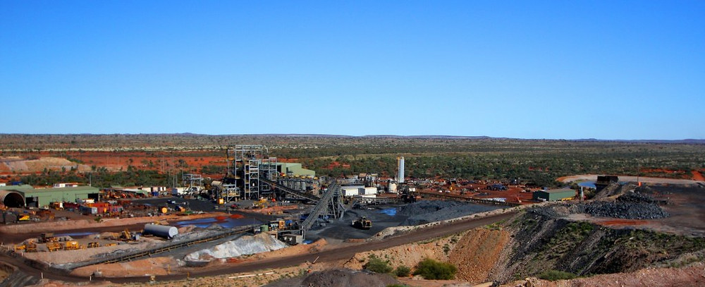 Figure 3:  The Nifty Copper Mine (source: www.metalsx.com.au/copper/)