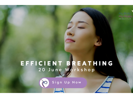 The Secrets of Efficient Breathing