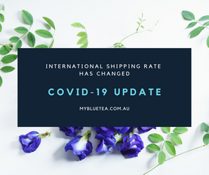 Shipping delays expected due to Covid-19