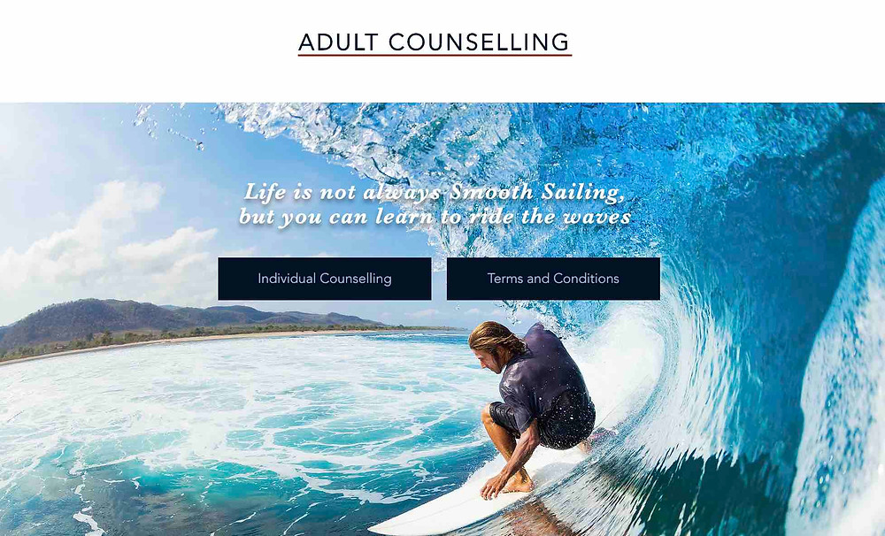 MBF Member Profile, Linda Mitten, Smooth Sailing Counselling provides individual adult counselling
