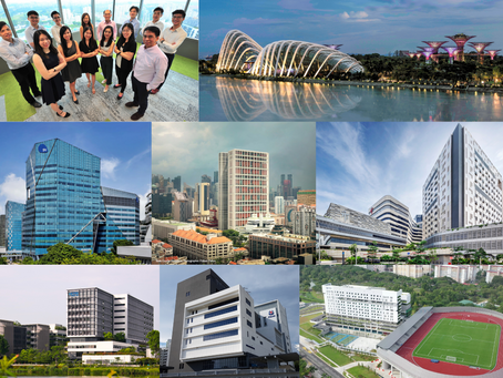 We are 20! Celebrating 20 Years of Success in Singapore's Building and Construction Industry