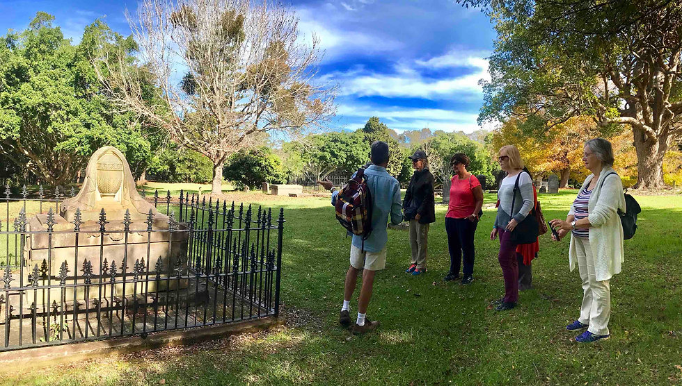 Port Macquarie best walking tours with Trip Advisor 2020 Travellers Choice Award