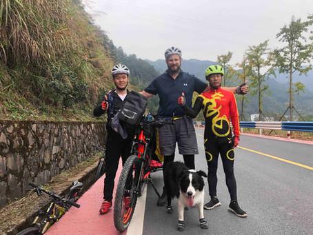 Talisker's Travels around China