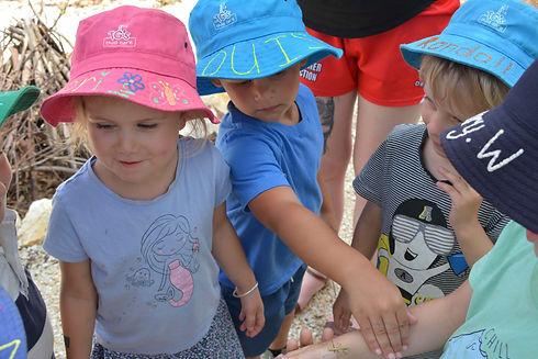 Behaviour management at TG's Child Care