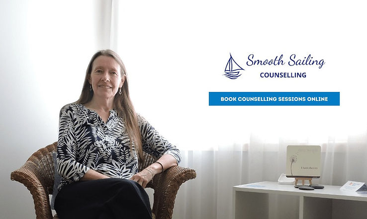 Book a Counselling Session with Linda Mitten, Smooth Sailing Counselling