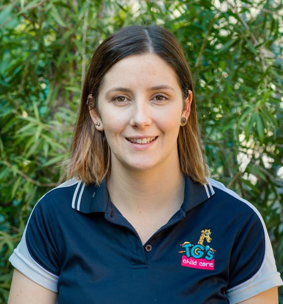 Hannah Prosser - Preschool Team Leader