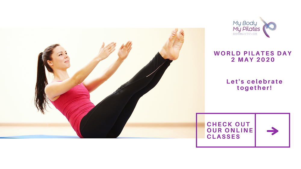 My Body My Pilates celebrates World Pilates Day 2020