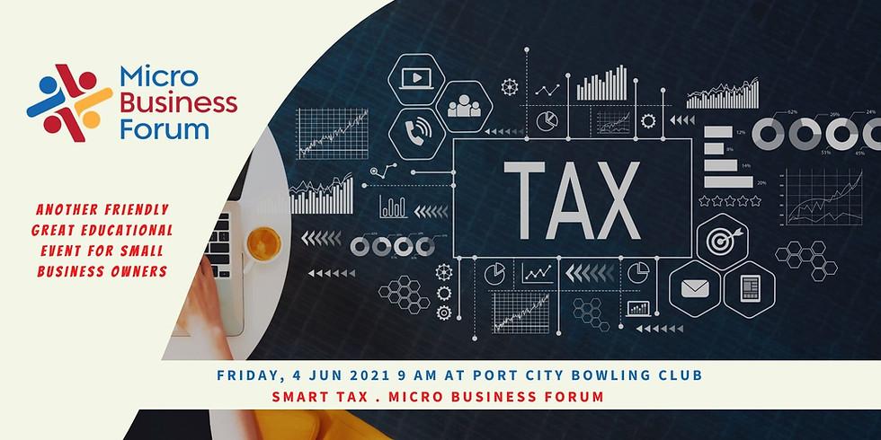 SMART TAX. MBF Meeting 4th June 2021