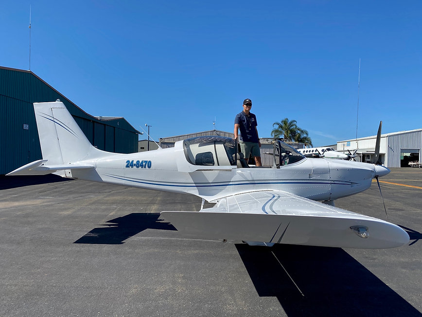 Learn to fly professionally in Port Macquarie with HDFC