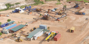 Lulo Diamond Operations. (source: Lucapa Diamonds)