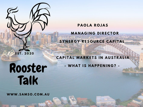 Capital Markets in Australia, What is Happening?