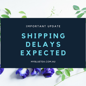 International shipping are disrupted due to Covid-19