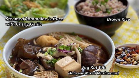 Vegan Kut The Herbal Soup
