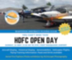 Facebook HDFC open day Ad 24th Nov 2019.