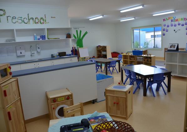 Preschool Room TG's Child Care Wauchope, High St