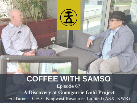 A Discovery at Goongarrie Gold Project.