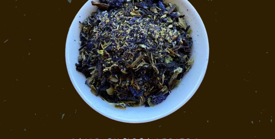 Blue Chocolate Tea (50 grams)