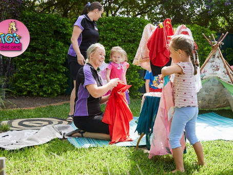 Urangan Families Offered Early Childhood Education and Care Based on Learning Through Play