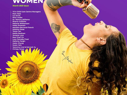 Celebrating Brilliant Women