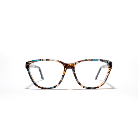 Optex manufactures spectacle frames
