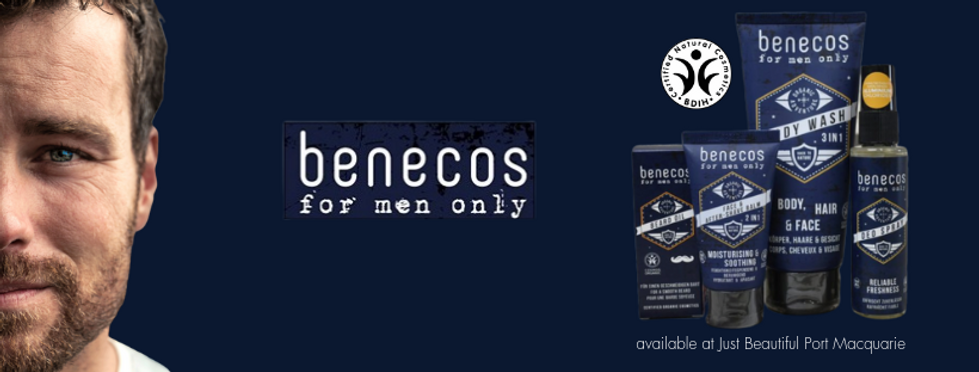 Shop Benecos for Men online.Just Beautif