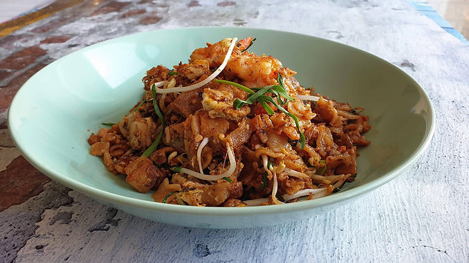 Jackie M Penang Char Kway Teow_My Blue T