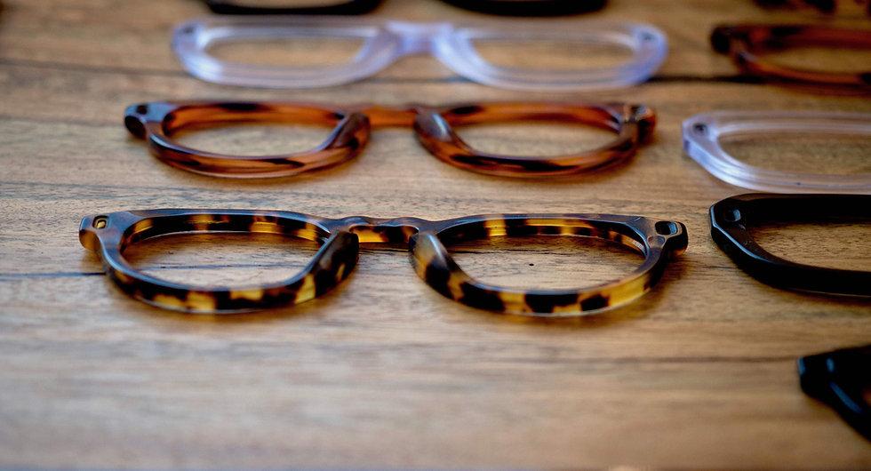 Optex Australian Acetate Eyeware Manfact