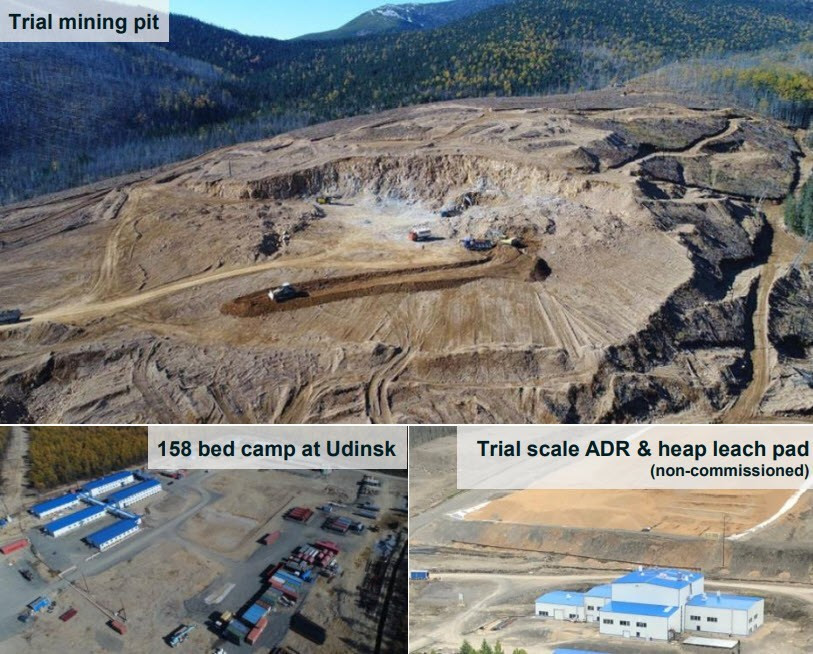 Image showing Chulbatkan mining operations (source: Kinross Gold). Samso Insights
