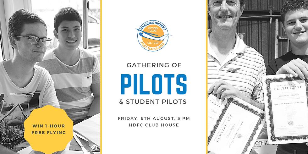 Gathering of Pilots