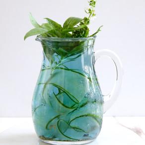 Blue Butterfly Lemonade