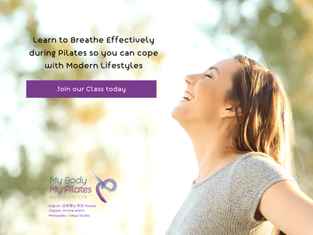 Breathe into a New Life with Pilates