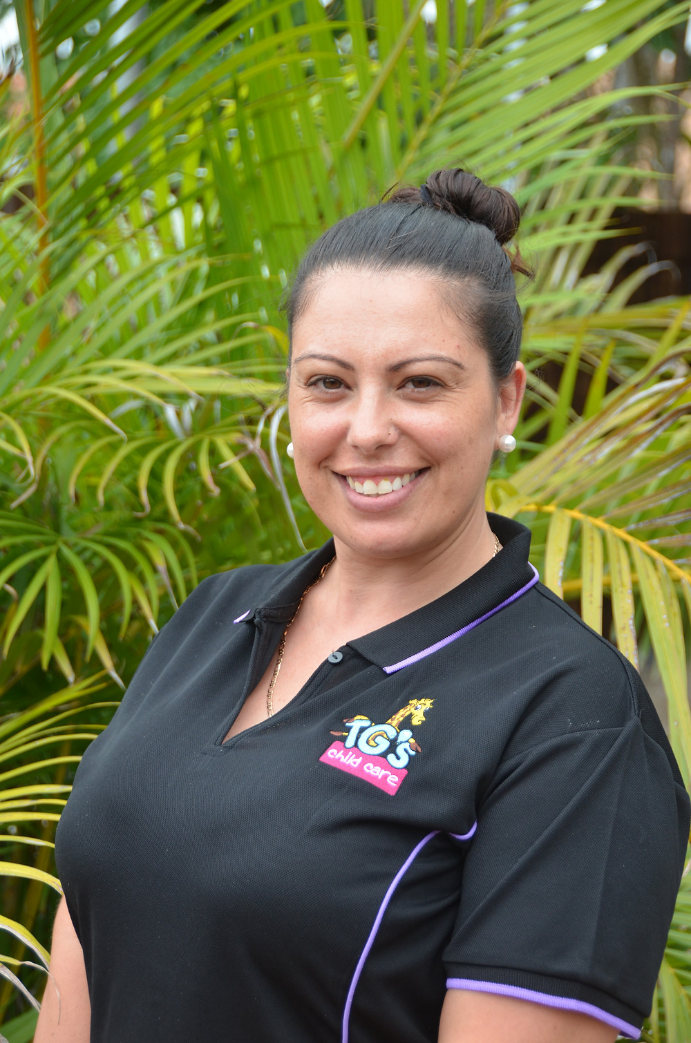 Belinda Russo University-qualified Early Childhood Teacher and the Team Leader in Kindergarten Room at TG´s Child Care Urangan