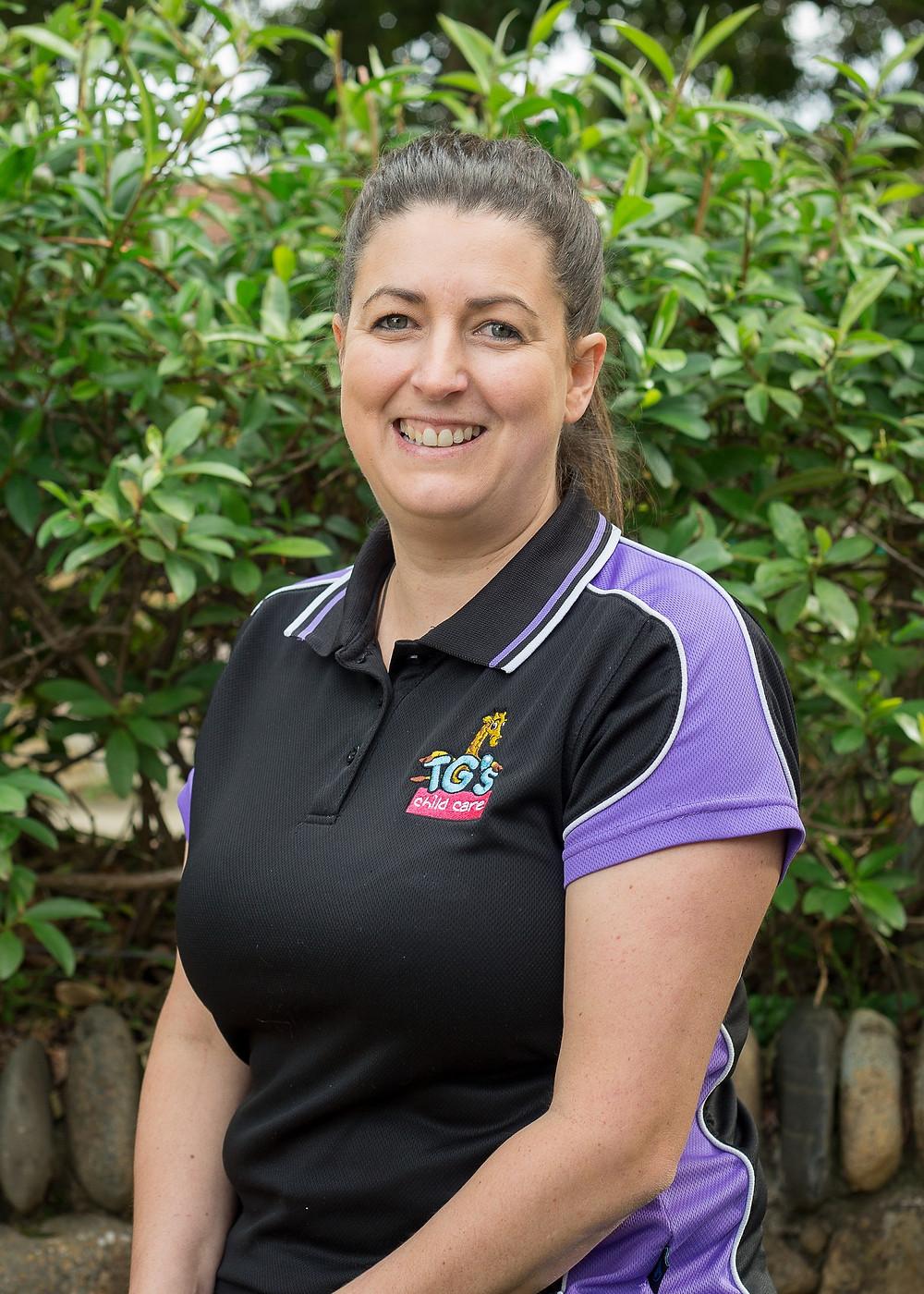 Skye McGeoch TG's Child Care Urangan Joeys room educator