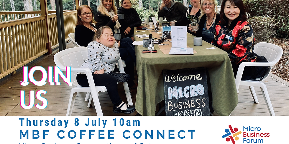 MBF Coffee Connect 8 July 2021