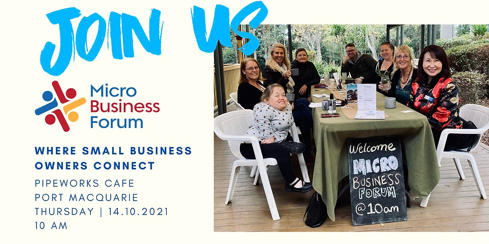 MBF Coffee Connect 14 October 2021