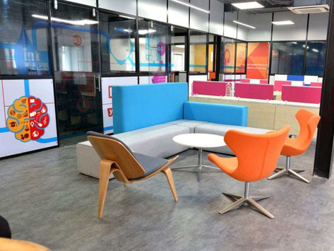 Flexible Workspace : Redefining Asia's Officespace Business Landscape