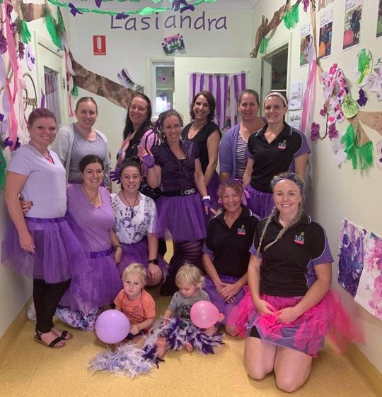 TG's Child Care participates in the Wauchope Lasiandra Festival, feature story by Brilliant-Online