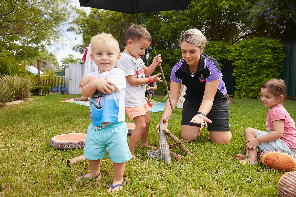 The NSW government has decided NOT to close schools - TG's Child Care is open.