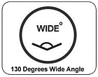 Wide 130 degrees Wide Angle_WixTrac