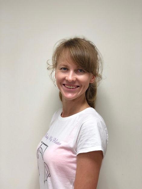 Katarzyna, STOTT Certified Pilates Instructor