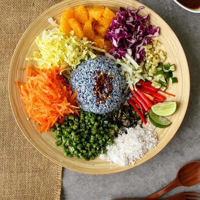 Vegan Khao Yum