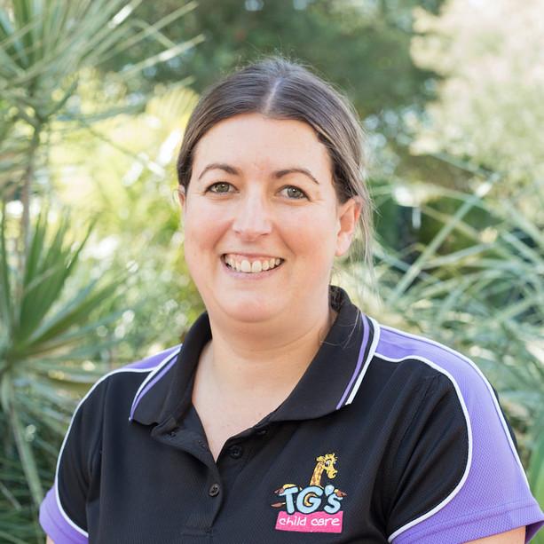 Skye McGeogh - WHS Officer