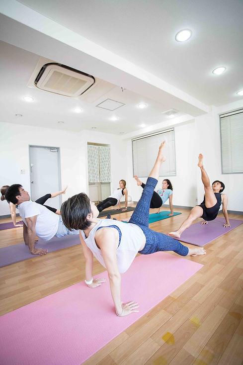 Energy Lifting Beginner to Intermediate