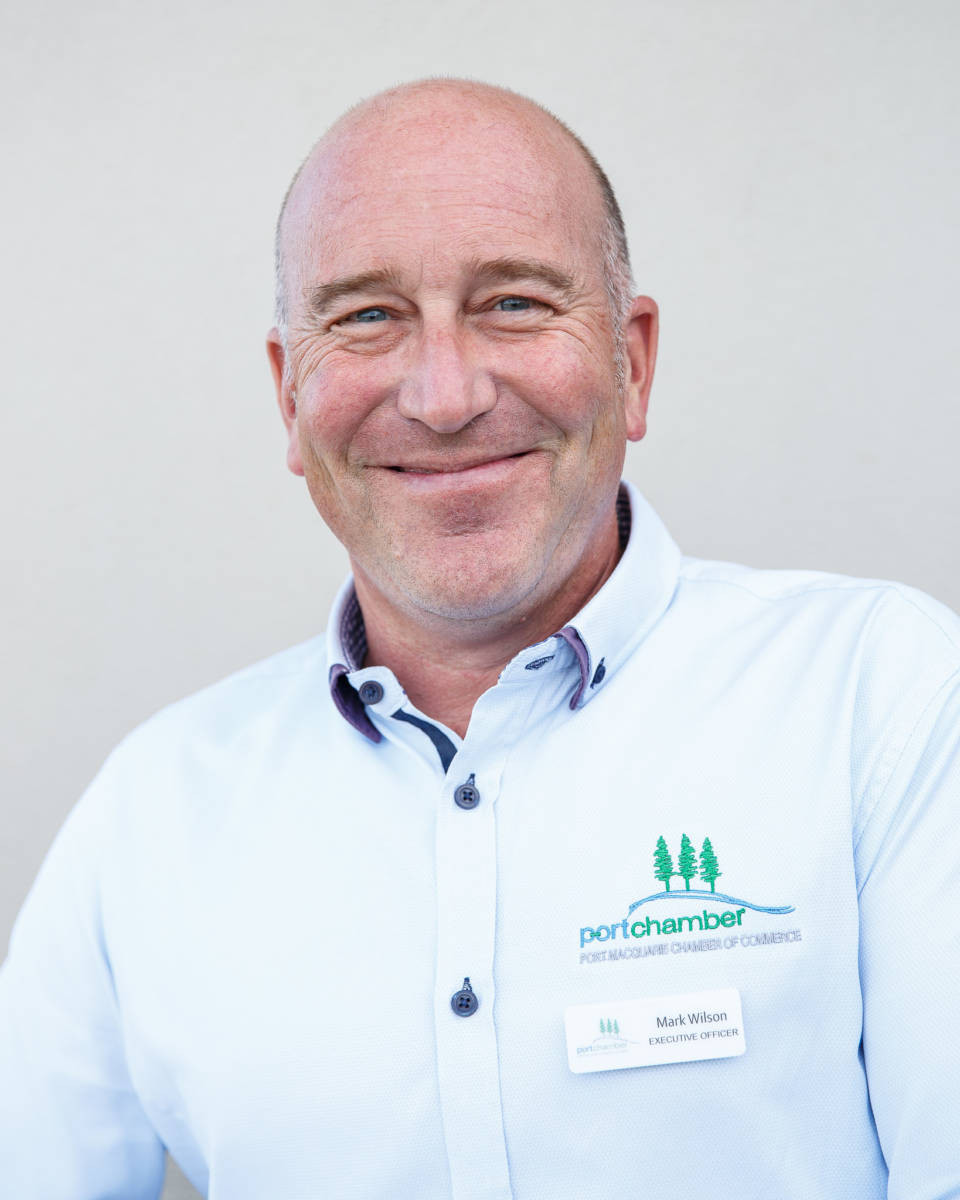 Mark Wilson, Port Macquarie Chamber of Commerce featured on Brilliant-Online Magazine
