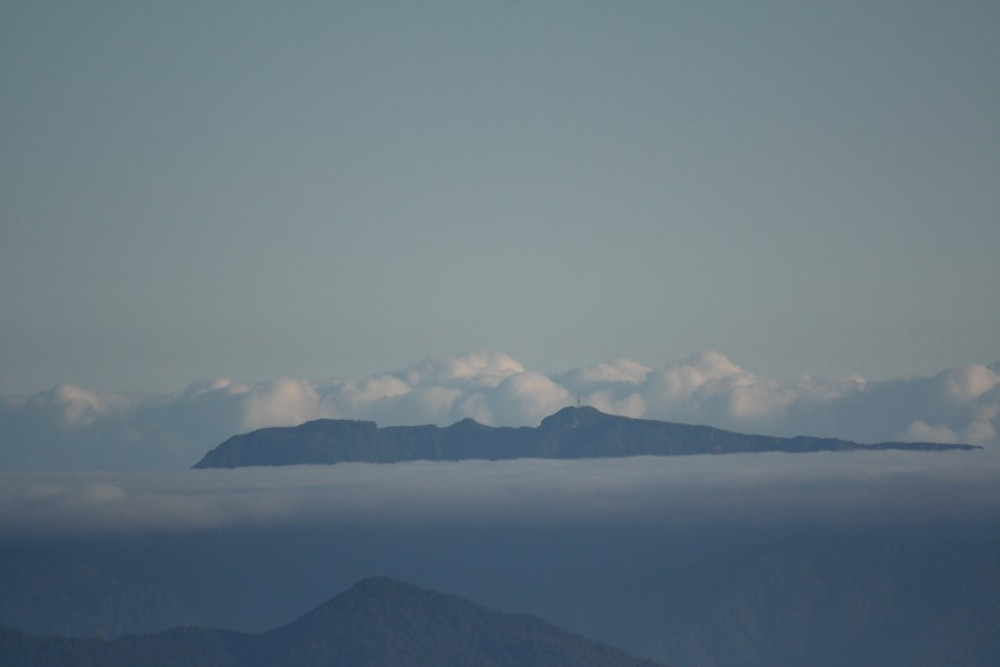 Image of mountain range in the distance. Samso Insights