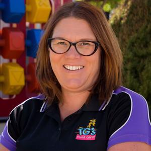 Meg Barnden-Hyde - Centre Manager