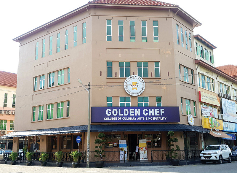 Penang-based Golden Chef College of Culinary Arts and Hospitality
